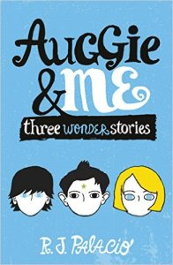 auggie and me cover