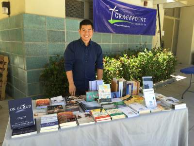 gracepoint los angeles book table